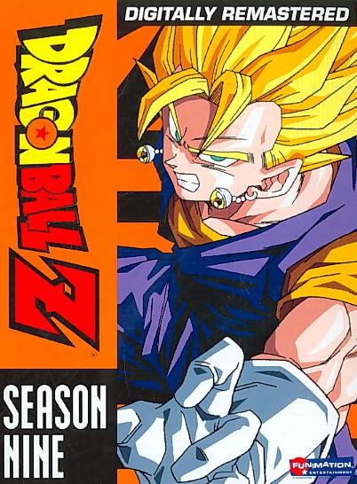 DRAGON BALL Z:SEASON 9 BY DRAGON BALL Z (DVD)